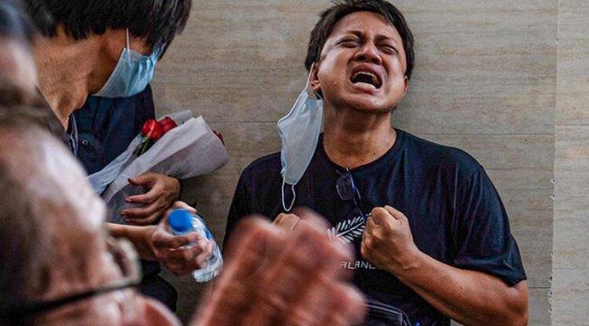 Myanmar'da can kaybı 581'e çıktı