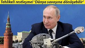 Sınırda tansiyon düşmüyor: Putin'den yeni adım