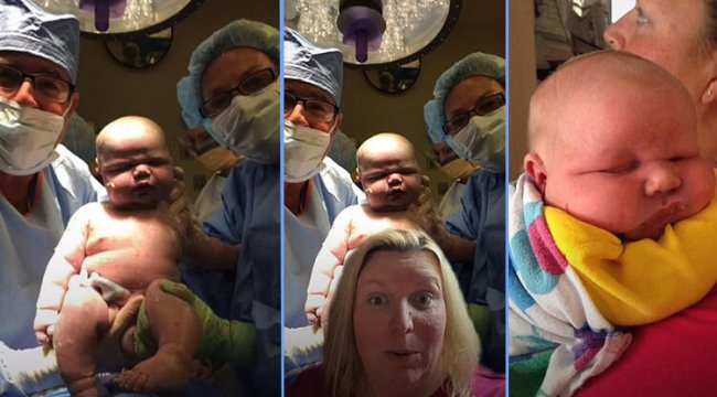 Son dakika haberler... Görenler inanamadı: TikTok'ta doğum hikâyesiyle fenomen oldu!