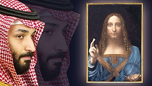 Suudi Prense Da Vinci şoku!