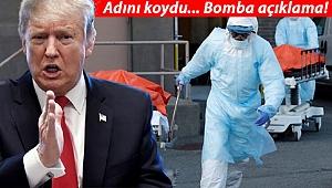 Trump'tan bomba açıklamalar: Aşıya benim adımı verin
