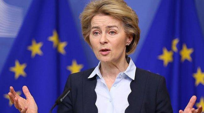 AB Komisyon Başkanı von der Leyen: AB içinde hala İstanbul Sözleşmesi'ne imza atmayan ülkeler var