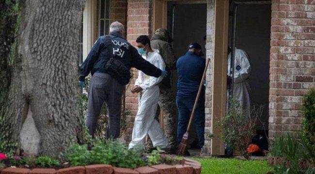 ABD'de polis ihbar üzerine gittiği evde 90 kişi buldu