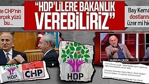 Bakan olacak iki HDP'li!..