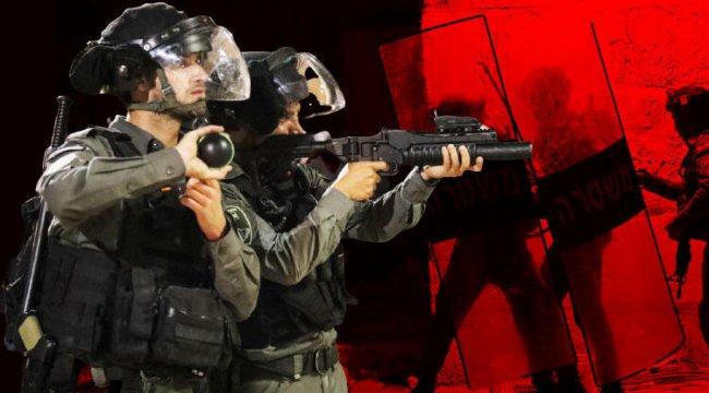 İsrail'den hain saldırı! Mescid-i Aksa'da cemaati hedef aldılar; çok sayıda yaralı var... Peş peşe sert tepkiler..