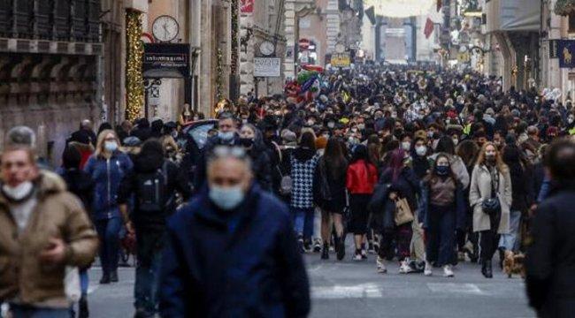 İtalya'da son 24 saatte 182 kişi Kovid-19'dan hayatını kaybetti
