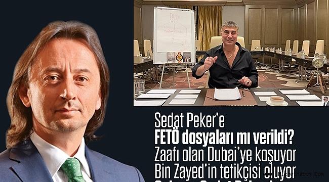 Sedat Peker'e FETÖ dosyaları mı verildi?