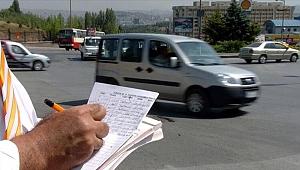 50 günde 2.1 milyon lira ceza kesti! Gözler Fahri Trafik Müfettişleri'ne çevrildi