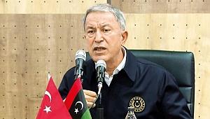 Akar: TSK Libya'da kalmaya devam edecek