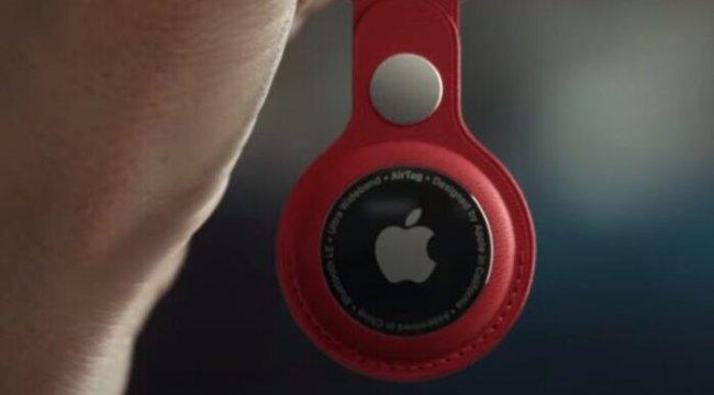 Apple AirTag güncellenecek