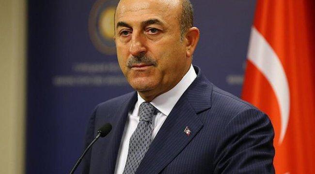 Bakan Çavuşoğlu Fransız gazetesine yazdı: Yüksek sesle ve net şekilde yineliyoruz