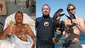 Dev balina tarafından yutulup hayatta kalmıştı... İnanılmaz gerçek ortaya çıktı!
