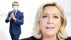 Fransa'da Macron ve Le Pen kaybetti