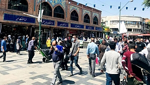 İran'da ilk kez COVID-19'un Delta varyantı görüldü