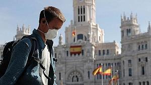 İspanya'da koronavirüsten ölenlerin sayısı 80 bin 465'e çıktı