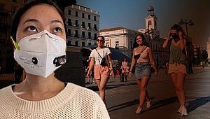 Koronavirüsü teşhis edebilen maske geliştirildi