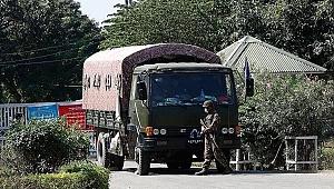Kuzey Kore'den Myanmar'a 300 bin dolar para yardımı