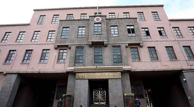 MSB'den PKK'nın Peşmerge'ye yönelik saldırısına ilişkin açıklama
