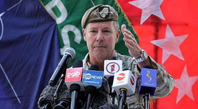 ABD'nin Afganistan Kuvvetleri Komutanı Miller görevini devretti