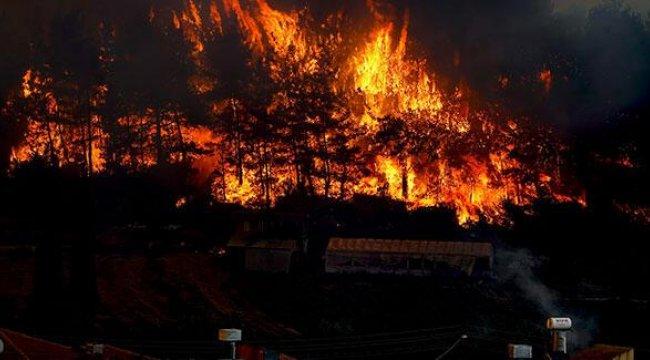 AFAD'dan Manavgat'taki orman yangınına ilişkin açıklama