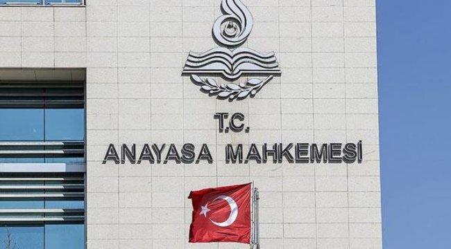 Anayasa Mahkemesi, infaz yasasının iptali istemini reddetti