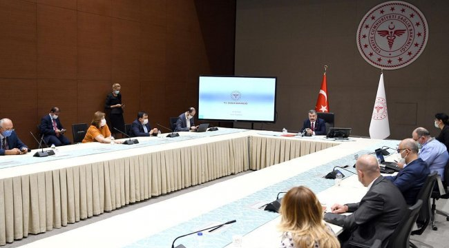 Fahrettin Koca'dan son dakika açıklaması! Bilim Kurulu toplantısında alınan kararlar neler?