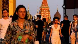 Rusya'da Kovid-19 salgınının başlangıcından bu yana