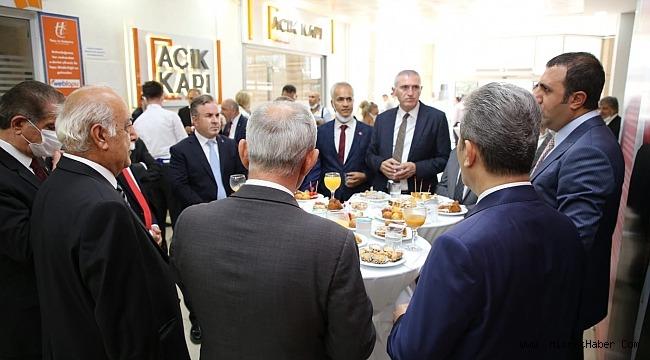 Deva Partisi Küçükçekmece İlçe Başkanlığı 30 Ağustos Zafer Bayramı törenine katıldı