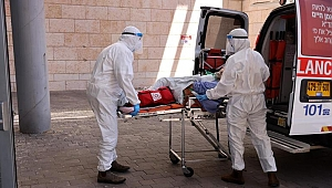 İsrail'de 'Delta' etkisi sürüyor: COVID-19 salgınında günlük vaka sayısı 8 bin 600'ü geçti