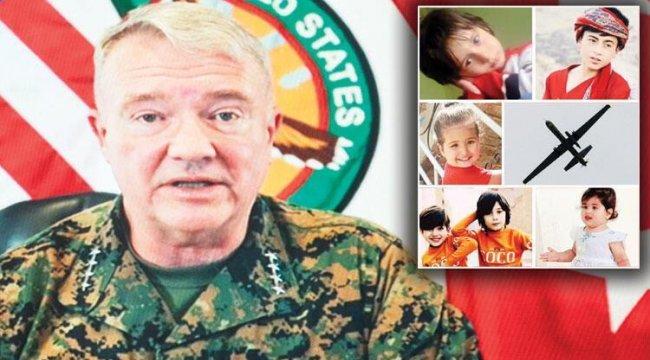 7'si çocuk 10 sivil ölmüştü... Pentagon'dan Kabil itirafı: 'Korkunç bir hata yaptık'