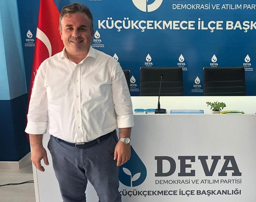 Demokrasi ve Atılım Partisi (DEVA ) Küçükçekmece ilçe Teşkilatı Çalışıyor
