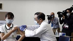 Japonya'dan 3. doz aşı kararı