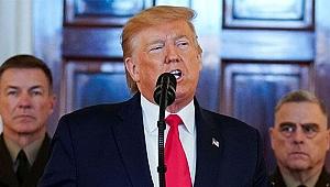 Trump'tan 'Çin ile gizli görüşme' iddialarına ilk açıklama: Vatana ihanet