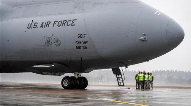 ABD'den Yunanistan'daki Dedeağaç Limanı'na geniş çaplı askeri sevkiyat bekleniyor
