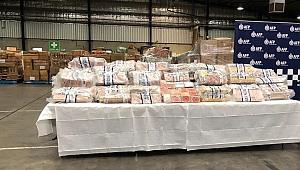 Avustralya'da 104 milyon dolarlık eroin operasyonu