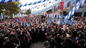 Babacan, İstanbul'da partisinin Esenyurt ilçe binasının açılışında konuştu.