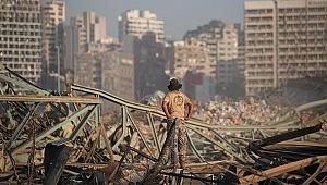 Beyrut Limanı'ndaki patlamaya ilişkin soruşturmada çözümsüzlük sürüyor