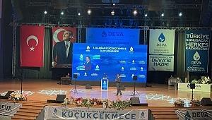 Deva partisi 1. olağan Küçükçekmece ilçe kongresi Yapıldı.