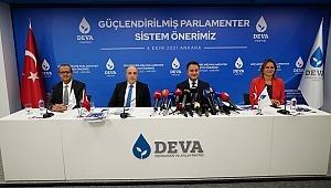 DEVA Partisi 'Davetimiz özgürlükçü, katılımcı ve çoğulcu demokrasi içindir'