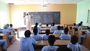 Hak İnsani Yardım Derneği Afrika ÇAD Ülkesinde Açtığı Yetimhaneyi Tanıttı.