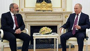 Putin ile Paşinyan arasında 'Karabağ' görüşmesi