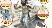 DAEŞ'in militanları, küresel moda devlerinin markalarını giyinip öğrenci avına çıkıyor.