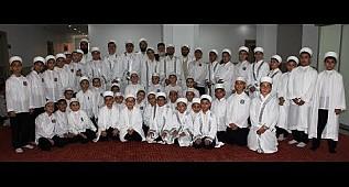 Beyaz Gül Camii Erkek Kuran Kursu Hafızlık İcazet Merasimi