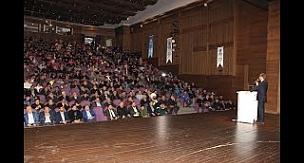 Anadolu Gençlik Derneği Küçükçekmece İlçesi Mekke'nin Fethi Programı( 31 Aralık 2018)