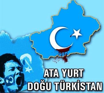#Doğuturkistan'lılarin sesini kim duyacak