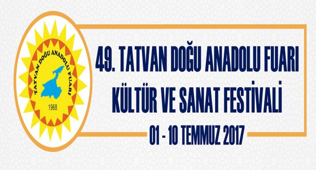49.Tatvan Doğu Anadolu Fuarı & Festivali