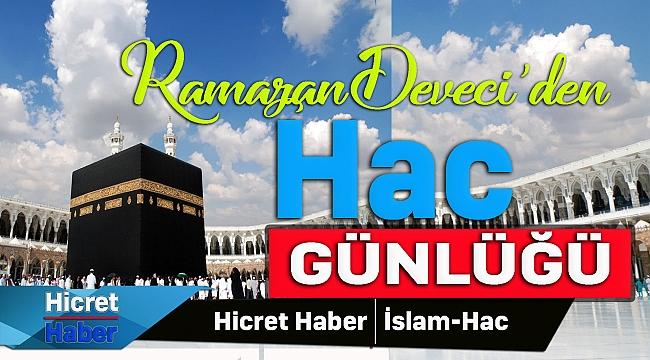 Ramazan Deveci Hac'cı Yazdı