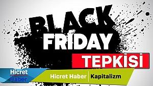 Türkiye'den Black Friday Tepkisi