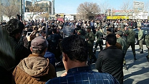 Amerika İranı Kaşıdı