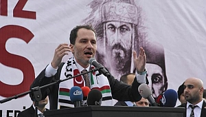 Erbakan Siyonizm'e Kocaeli'nden Seslendi